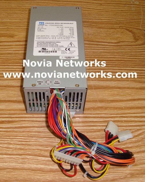 CWT 350W AC Power Supply PSG350G-80