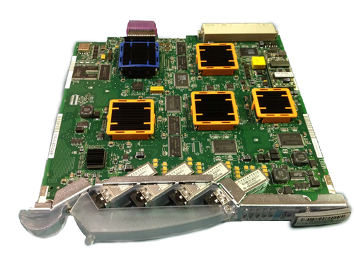 Calix 100-00018 REV 11 C7 QUAD OC3 IR CARD