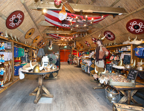 Tayto Park, Viking Shop
