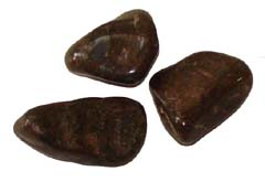 Axinite is a strong grounding stone both physically and spiritually - Free info on healing meanings and how to use with purchase - Free shipping over $60.