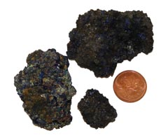Azurite is a powerful healing stone - Free info on healing properties and how to use with purchase – Free shipping over $60.