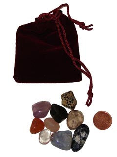 Set of the best healing crystals and stones for pets and animals – includes info on properties and how to use – Free shipping over $60.