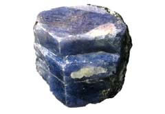 Blue Sapphire brings peace of mind and serenity - Free info on metaphysical properties and how to use with purchase - Free shipping over $60.