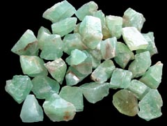 Emerald Calcite is a deep healing Heart Chakra stone – Free info on healing meanings and how to use with purchase – Free shipping over $60.