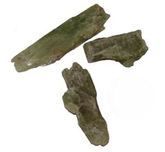 Green Kyanite is particularly good for balancing your Heart Chakra – Free info on healing meanings and how to use with purchase - Free shipping over $60.