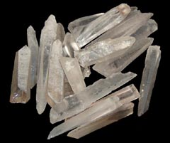 Laser Quartz Crystal focuses protective energy - Free info on healing meanings and how to use with purchase - Free shipping over $60.