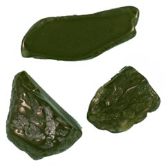 Moldavite accelerates spiritual growth - Free info on properties of healing and how to use with purchase - Free shipping over $60.
