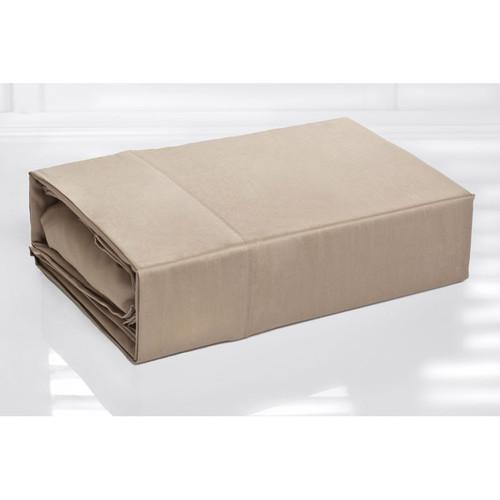 Linen Latte Sheet Set