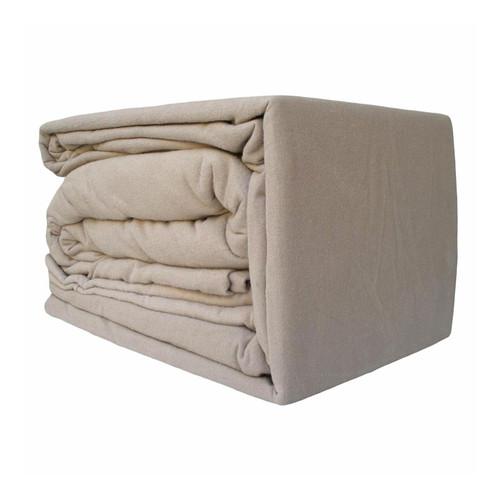 Linen Flannelette Sheet Set