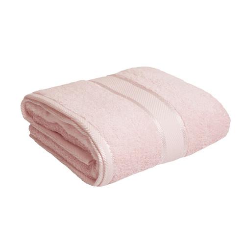 100% Cotton Baby Pink Bath Towel