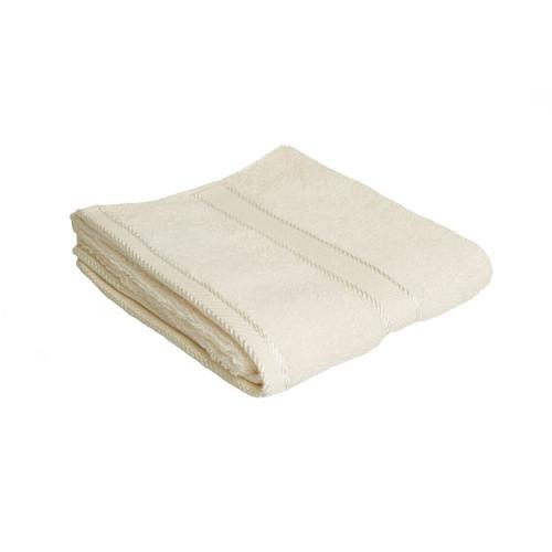 100% Cotton Cream Hand Towel