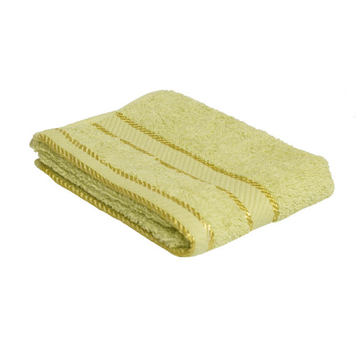 100% Cotton Apple Green Face Washer
