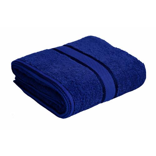 100% Cotton Royal Blue Bath Towel