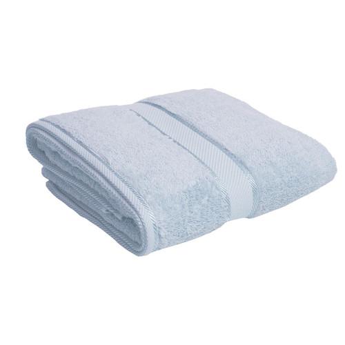 100% Cotton Baby Blue Bath Towel