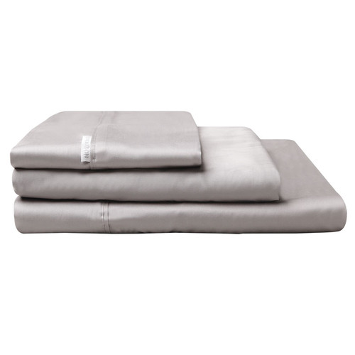 Logan and Mason Pewter Grey Sheet Set   My Linen