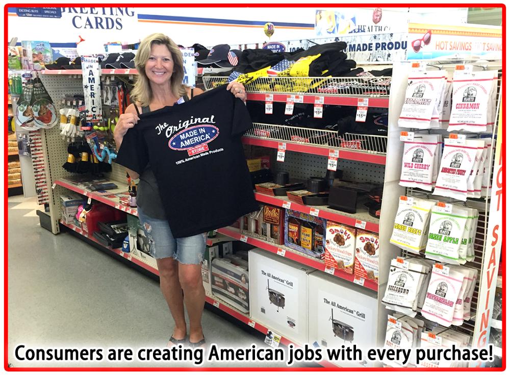 American Consumers have spoken!