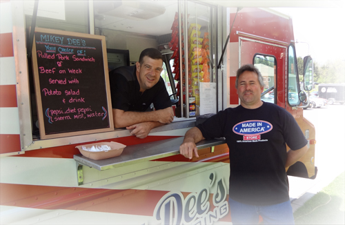 Mikey Dee's Food Truck & Catering