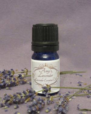 5 ml 100% Pure English Essential Oil of Lavender