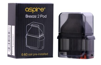 Aspire Breeze 2 - 3ML Refillable Replacement Pod