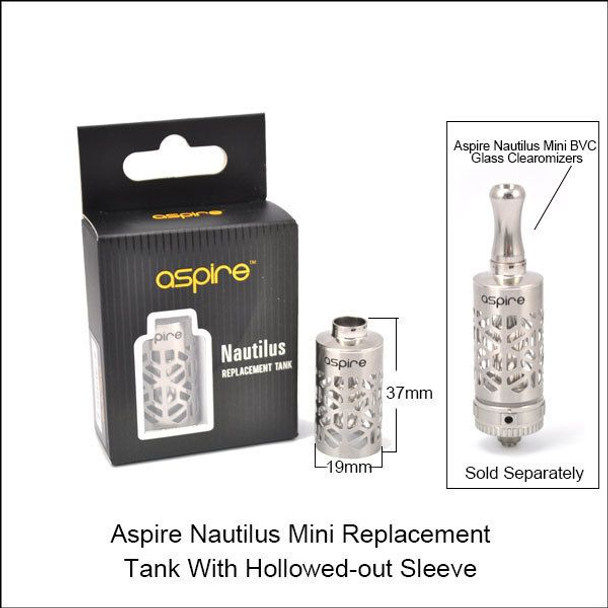 Aspire Nautilus Mini Hollow Tank
