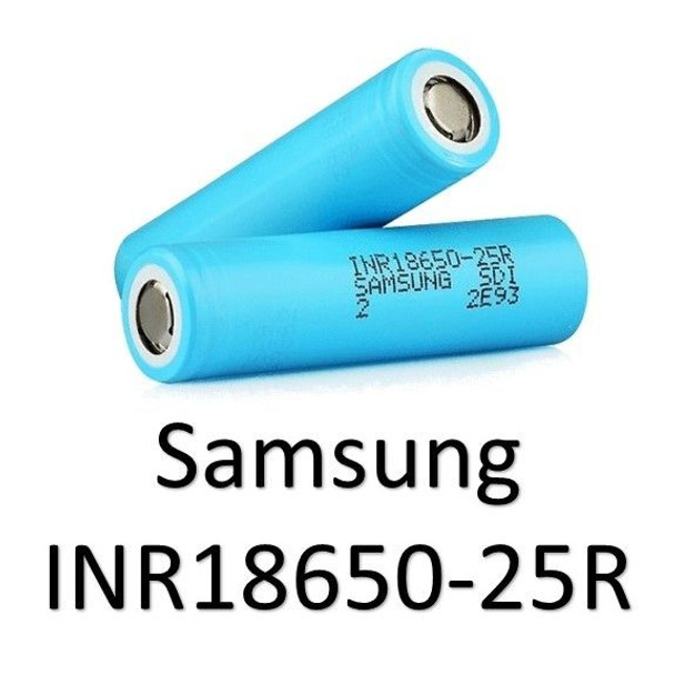 Samsung INR18650 - 25R 1 pc.