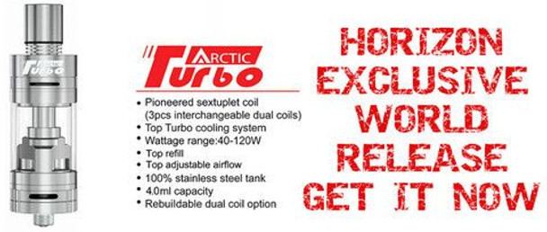 Horizon Arctic Turbo Tank