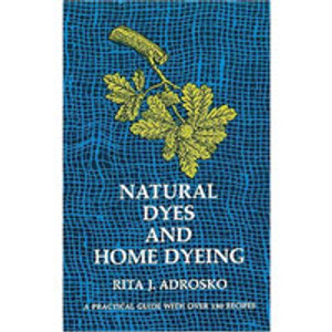 NATURAL DYES & HOME DYEING