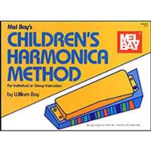 CHILDRENS HARMONICA METHOD