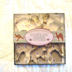 NOAH'S ARK COOKIE CUTTER SET