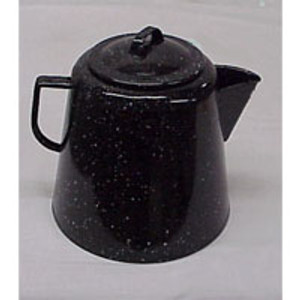COFFEE BOILER, BLACK