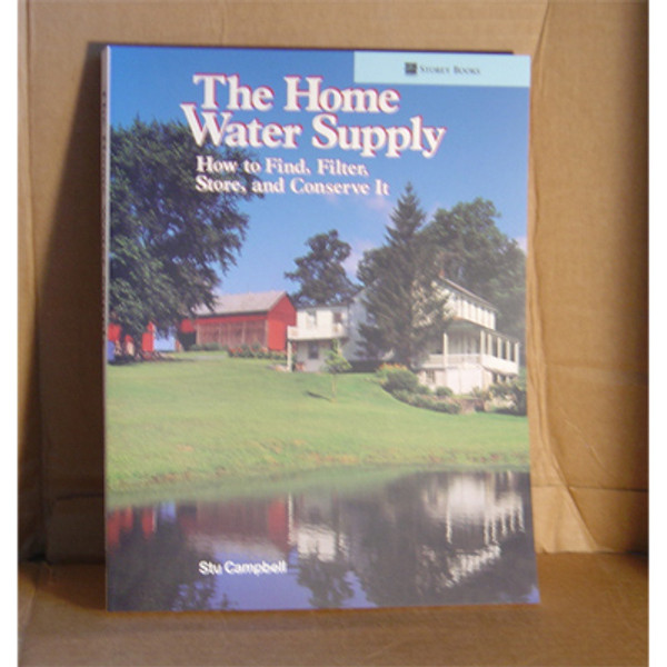 THE HOME WATER SUPPLY