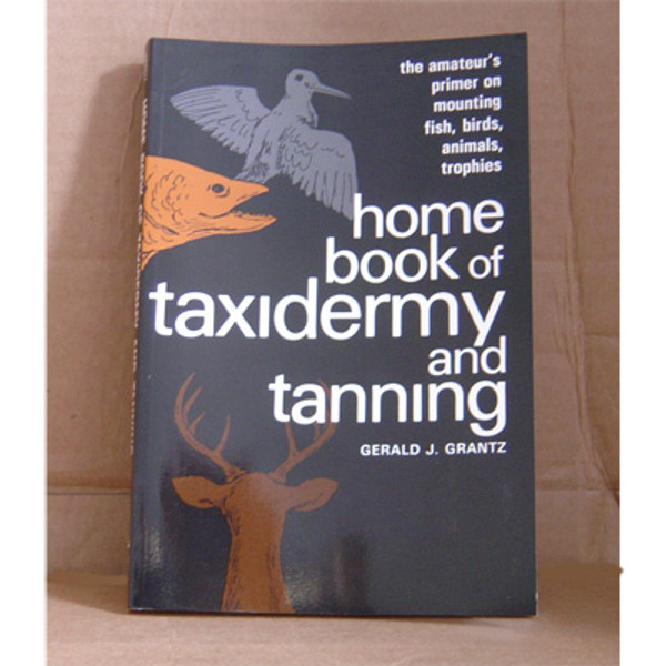 HOMEBOOK OF TAXIDERMY