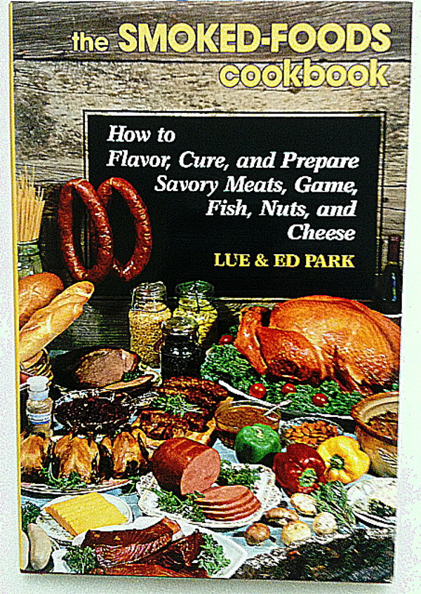 THE SMOKED-FOODS COOKBOOK