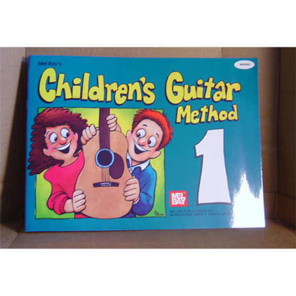 CHILDREN'S GUITAR METHOD #1