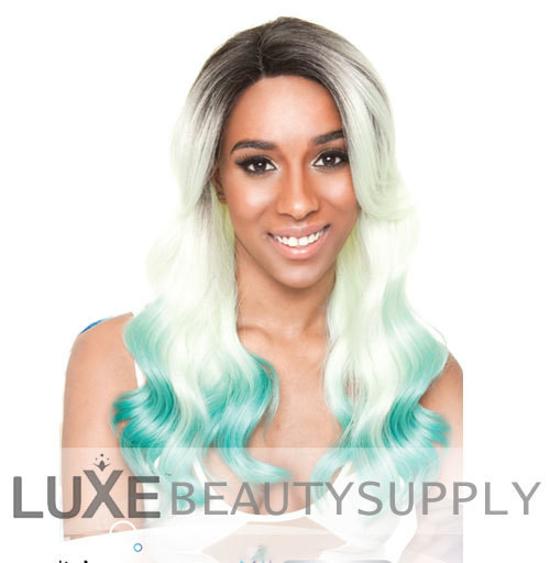 Isis Synthetic Lace Front Wig Brandy Rcp724