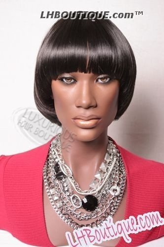 Vivica Fox Pure Stretch Cap Wig Mandy Wigs With Bangs