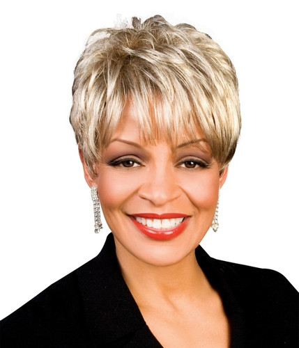 Foxy Silver Synthetic Wig Moka Luxe Beauty Supply