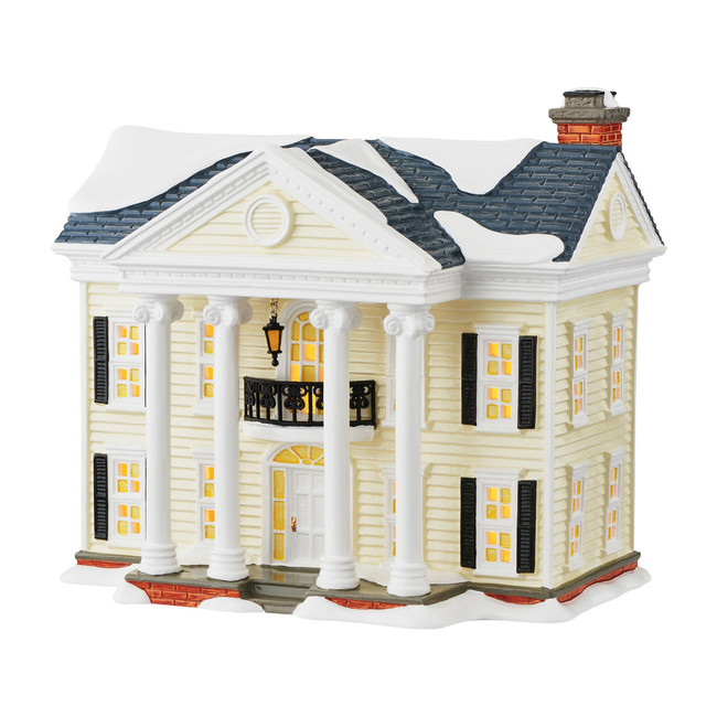 Department 56 Christmas Vacation Boss Shirley's House Building 4049650