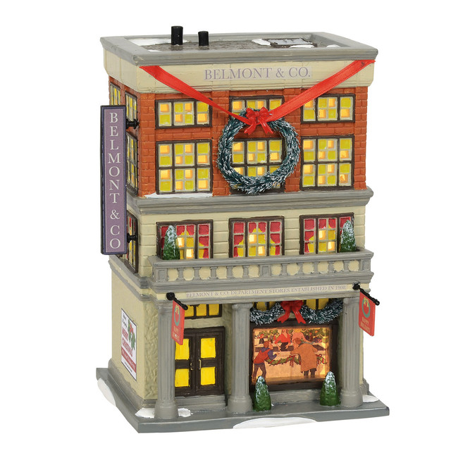 Department 56 National Lampoon's Christmas Vacation The Department Store Building 6000634