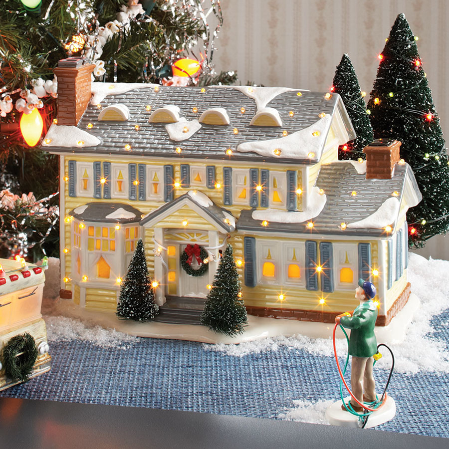 Household Stores: Department 56 The Griswold's Holiday House