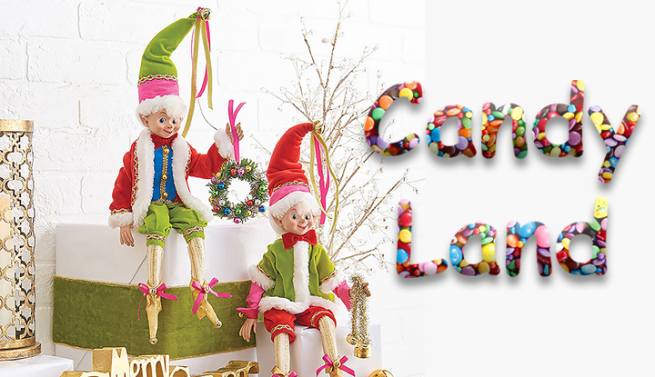 candy land - Candyland Christmas Theme