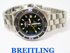 Mens BREITLING SUPEROCEAN Automatic Chronometer Watch 2000m / 6600 ft A17391
