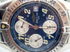 S/Steel BREITLING COLT Chronograph Automatic Watch A13035.1 EXLNT Condition