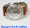 Vintage JAEGER-LeCOULTRE Automatic MEMOVOX Alarm Watch 1960s Cal.K825 Ref 855