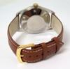 Vintage S/Steel & 10k BULOVA OCEAGRAPHER 333 Feet Automatic Watch c.1970s* EXLNT