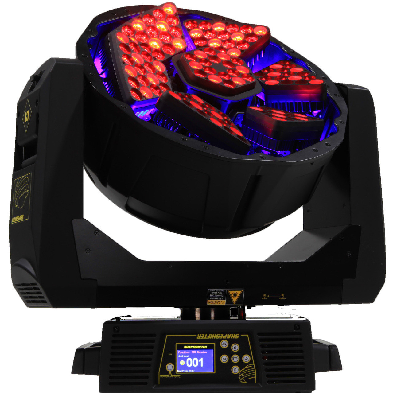 High end systems shapeshifter c1 led moving light professional led high end systems shapeshifter c1 led moving light arubaitofo Gallery