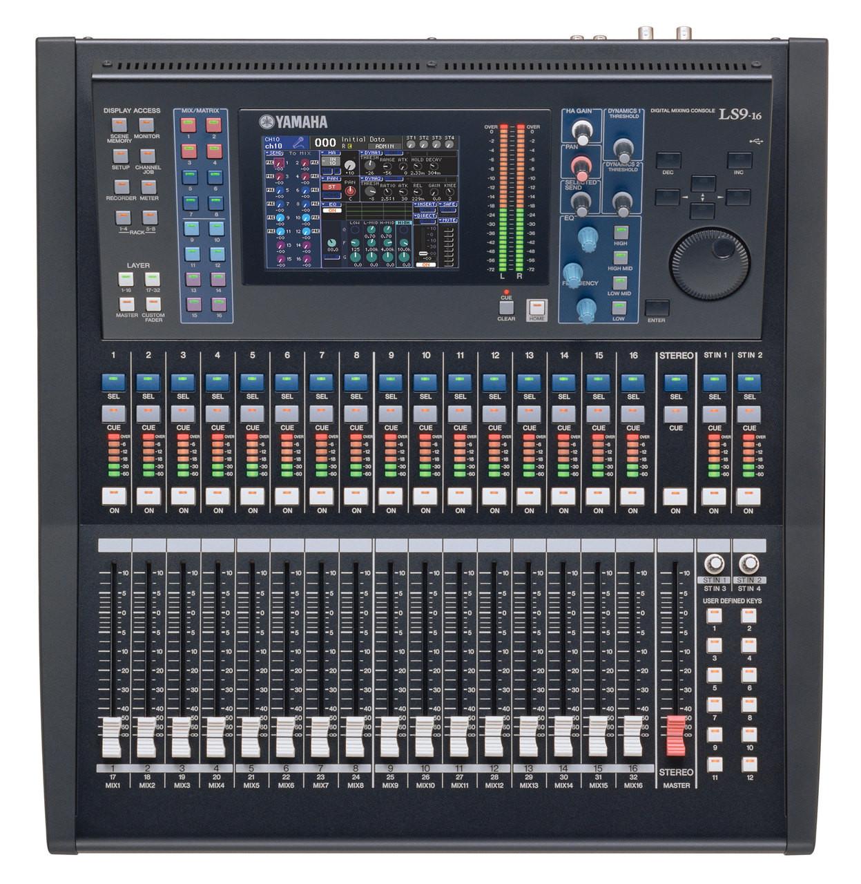 yamaha ls9 16 or 32 channel digital mixing console sound rh pnta com LS9 Toy yamaha ls9 16 manuale italiano