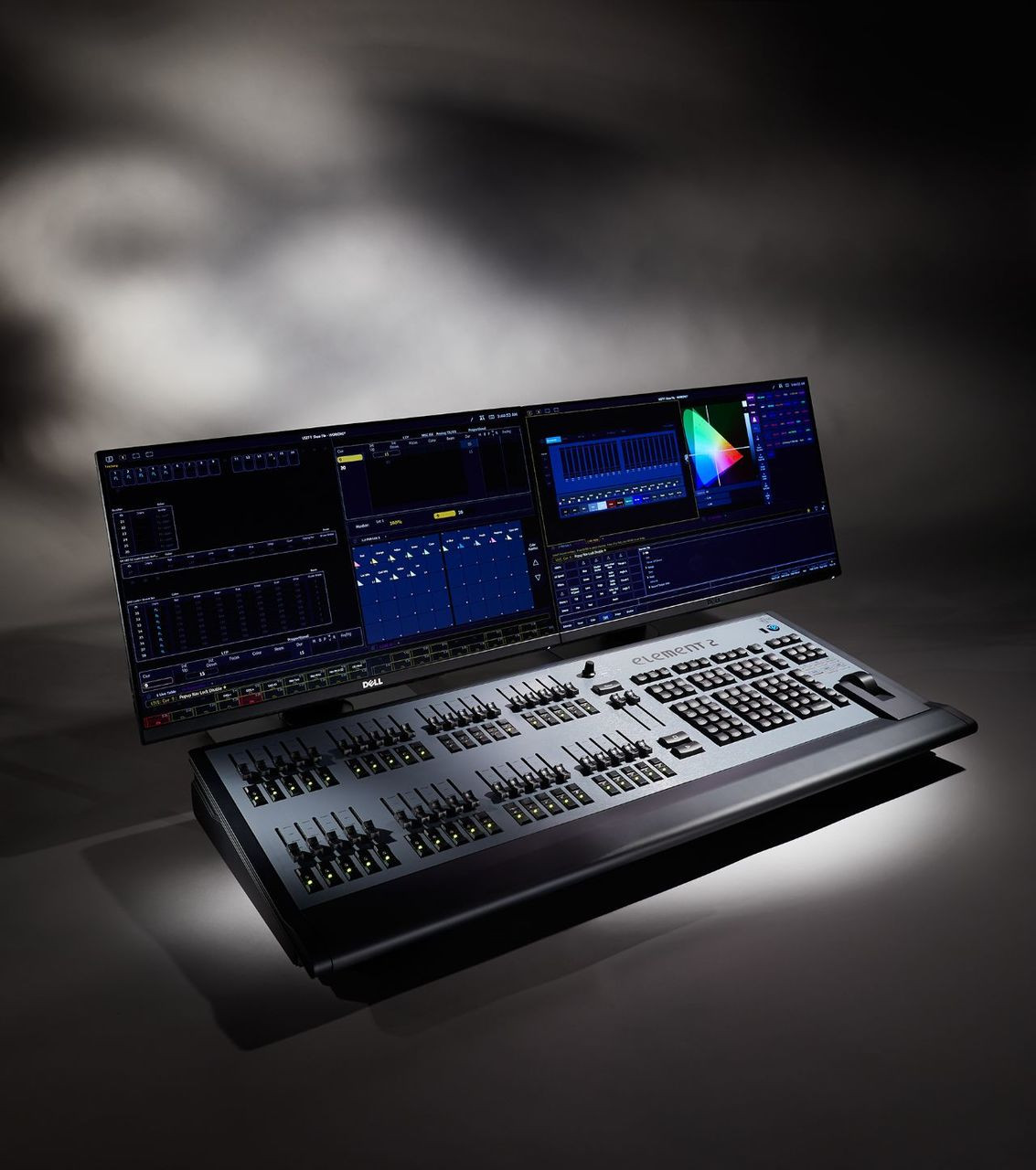 ETC Element 2 Lighting Control Desk & ETC Element 2 Lighting Console | Stage u0026 Theatre Lighting Equipment ...