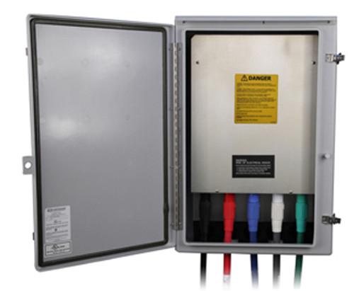 LEX Power Input Panel 400A, 3 Phase 277/480VAC | Power Distribution ...