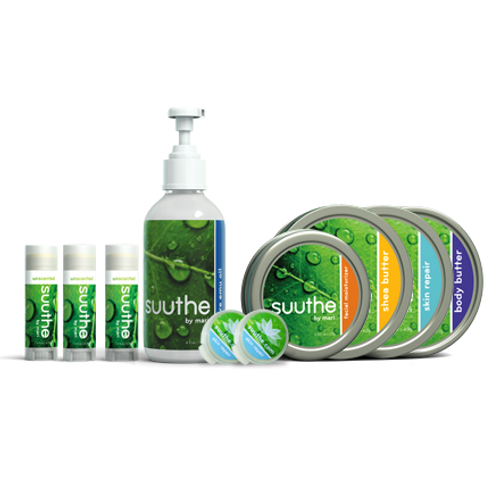Unscented Deluxe Gift Set